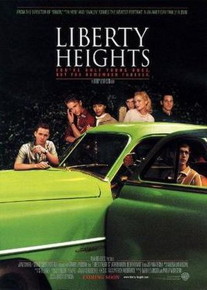 Liberty Heights - Theatrical release poster