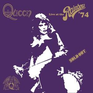 Live at the Rainbow '74 - Image: Live at the Rainbow '74