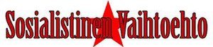 Socialist Alternative (Finland) - Image: Logo of Sosialistinen Vaitoehto