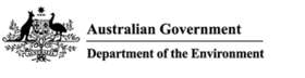 Logo of the Australian Government Department of the Environment.png