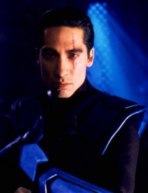 Sub-Zero (Mortal Kombat) - Keith Cooke as Sub-Zero in Mortal Kombat: Annihilation