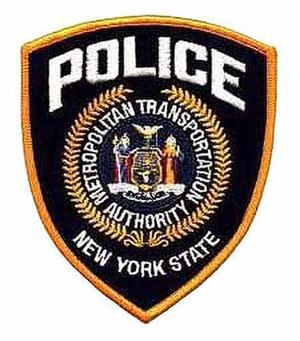 Metropolitan Transportation Authority Police Department - Image: MTA Police