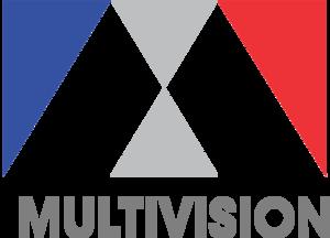 MVS Comunicaciones - Image: MVS Multivision former logo (1989 2002)
