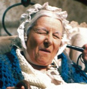 Rose Hill (actress) - Rose Hill playing Madame Fanny in 'Allo 'Allo