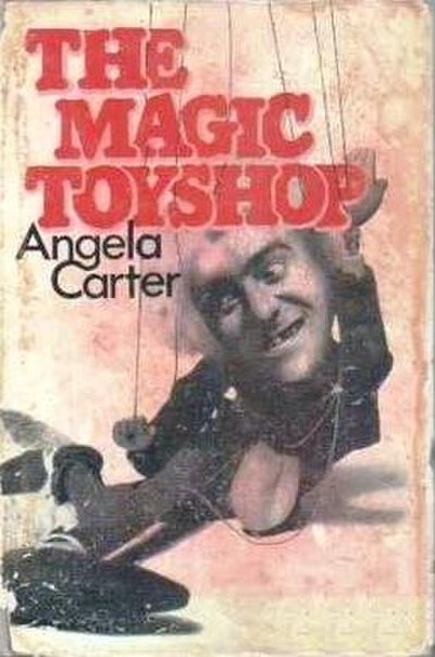Picture of a book: The Magic Toyshop