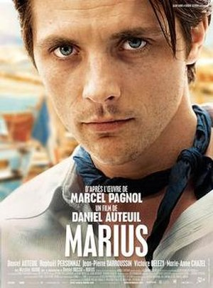 Marius (2013 film) - Film poster