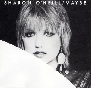 Maybe (Sharon O'Neill album) - Image: Maybe (Sharon O'Neill album)
