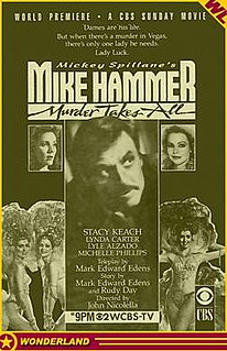 <i>Mike Hammer: Murder Takes All</i>