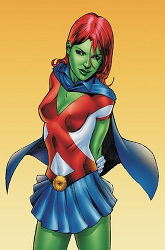 Miss Martian - Image: Miss Martian