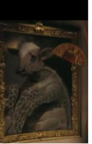 Mock Turtle - The Portrait of the Mock Turtle as it appears in the 2010 film