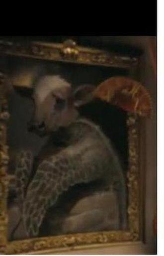 Mock Turtle - The Portrait of the Mock Turtle as it appears in the 2010 film