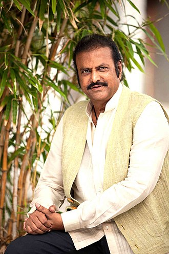Mohan Babu - Mohan Babu at SVET Tirupati, August 2014
