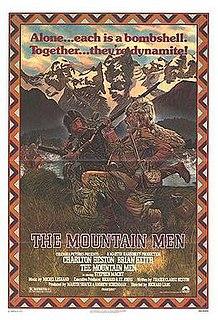 <i>The Mountain Men</i> 1980 film by Richard Lang