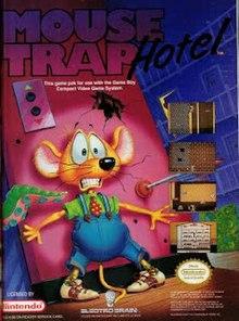 Mouse Trap Hotel - Wikipedia