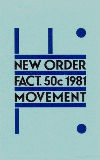 Movement (New Order album) - Image: Movement by New Order UK cassette 1986