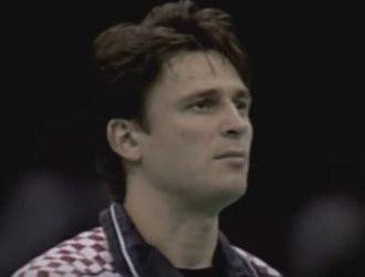 Croatia national handball team - Alvaro Načinović former national team captain