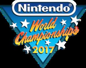 Nintendo World Championships - Image: Nintendo World Championships logo, 2017
