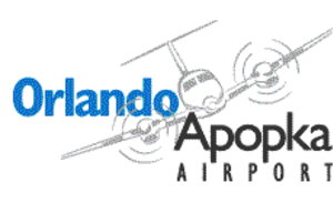 Orlando Apopka Airport - Image: OAA Logo 01
