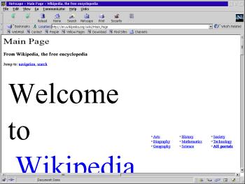 OS2 Netscape Communicator 4.61