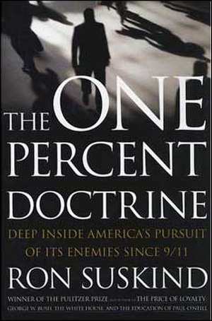 The One Percent Doctrine - Image: Onepercentdoc