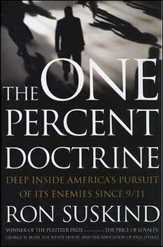 The One Percent Doctrine - Image: Onepercentdoc