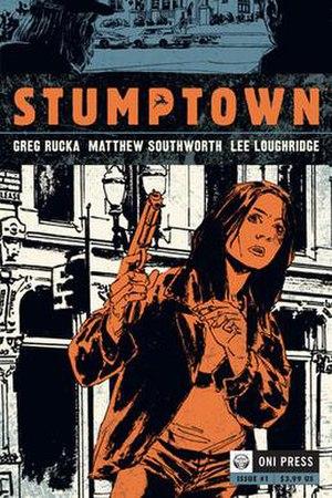 Stumptown (comics) - Image: Onibk 397