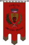Coat of arms of Orciano Pisano