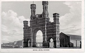 Royal Arch (structure) -  Royal Arch