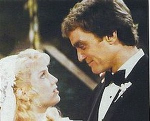 Patty Williams - Patty and Jack Abbott (pictured) at their wedding in 1982.
