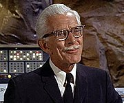 Alan Napier as Alfred from the 1960s Batman TV series.