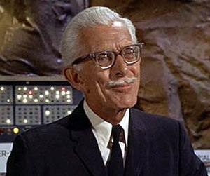 Alan Napier - Napier as Alfred in Batman.