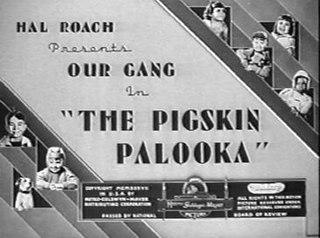 <i>The Pigskin Palooka</i> 1937 film by Gordon Douglas