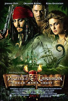 Pirates Of The Caribbean Dead Man S Chest Wikipedia
