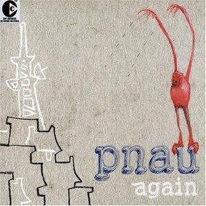 Again (Pnau album) - Image: Pnau again