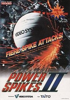 <i>Power Spikes II</i>
