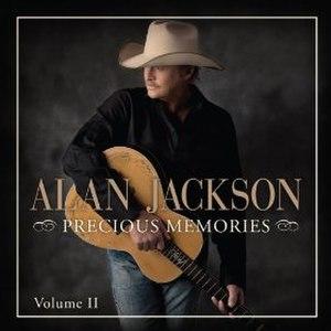 Precious Memories Volume II - Image: Precious Memories 2