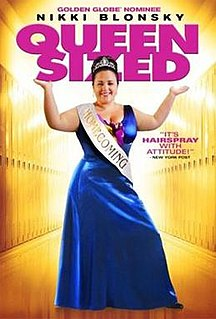 <i>Queen Sized</i> 2008 television film directed by Peter Levin