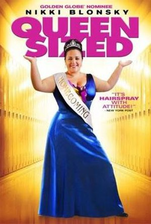 Queen Sized - DVD cover