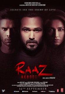 <i>Raaz: Reboot</i> 2016 film by Vikram Bhatt