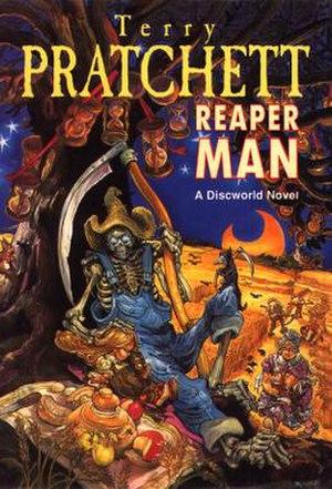 Reaper Man - Image: Reaper man cover