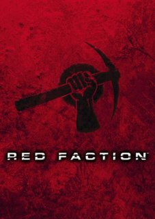 <i>Red Faction</i> (video game) 2001 video game