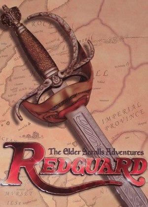 The Elder Scrolls Adventures: Redguard - Image: Redguard