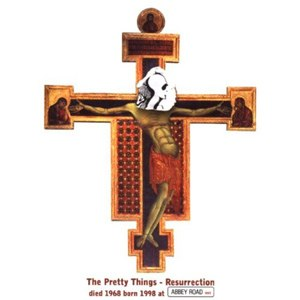 Resurrection (The Pretty Things album) - Image: Resurrection album cover
