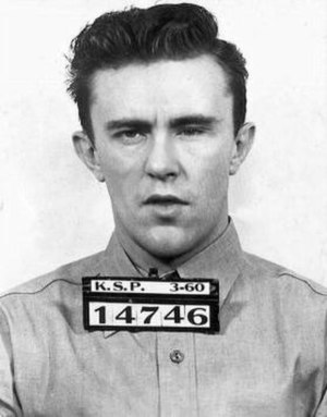 Richard Hickock - Kansas State Penitentiary - March, 1960