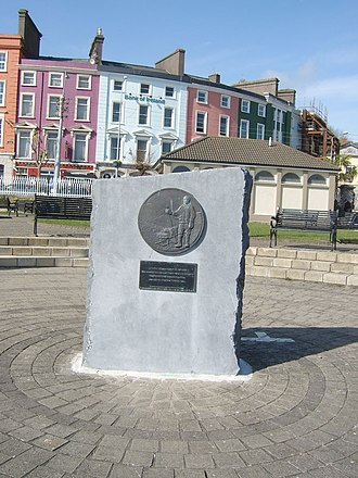 Robert Forde - Memorial to Robert Forde in Cobh, Ireland
