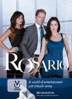 <i>Rosario</i> (TV series) 2012 telenovela