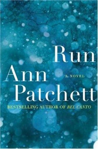 Run (novel) - First edition (publ. HarperCollins)