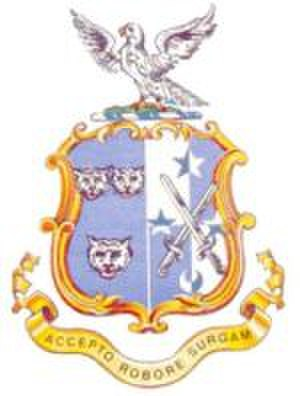 """Barnes School - """"Accepto Robore Surgam"""" - I shall arise with the strength I have received"""