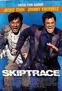 <i>Skiptrace</i> (film) 2015 film by Renny Harlin