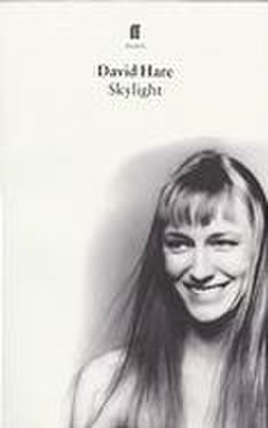 Skylight (play) - Image: Skylight (play cover art of bound edition of script)